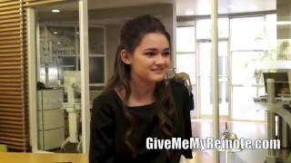 RED BAND SOCIETY: Ciara Bravo Teases