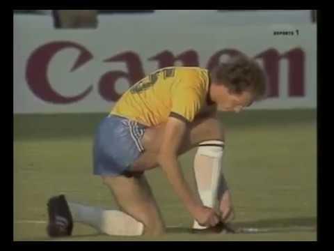 1982 FIFA World Cup - Brazil vs Scotland