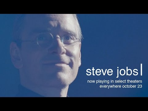 Steve Jobs - Now Playing In Select Theaters, Everywhere October 23 (TV Spot 43) (HD)