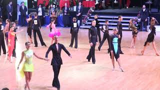 00039 Sun City Cup 2019 WDSF Junior II LA 1/4 F