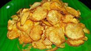Potato Chips | Urulaikizhangu Chips | உருளைக்கிழங்கு சிப்ஸ்