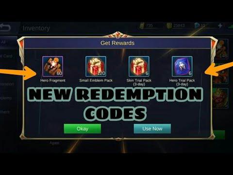 LIBRENG REDEMPTION CODE SA ML - YouTube