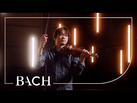 Bach - Violin Partita no. 3 in E major BWV 1006 - Sato | Netherlands Bach Society