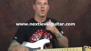 Heavy Metal Rhythms Thrash Fast Picking Guitar Lesson Rhythm Playing With Drum Machine
