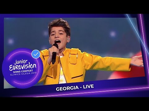 Georgia 🇬🇪 - Giorgi Rostiashvili - We Need Love - LIVE - Junior Eurovision 2019
