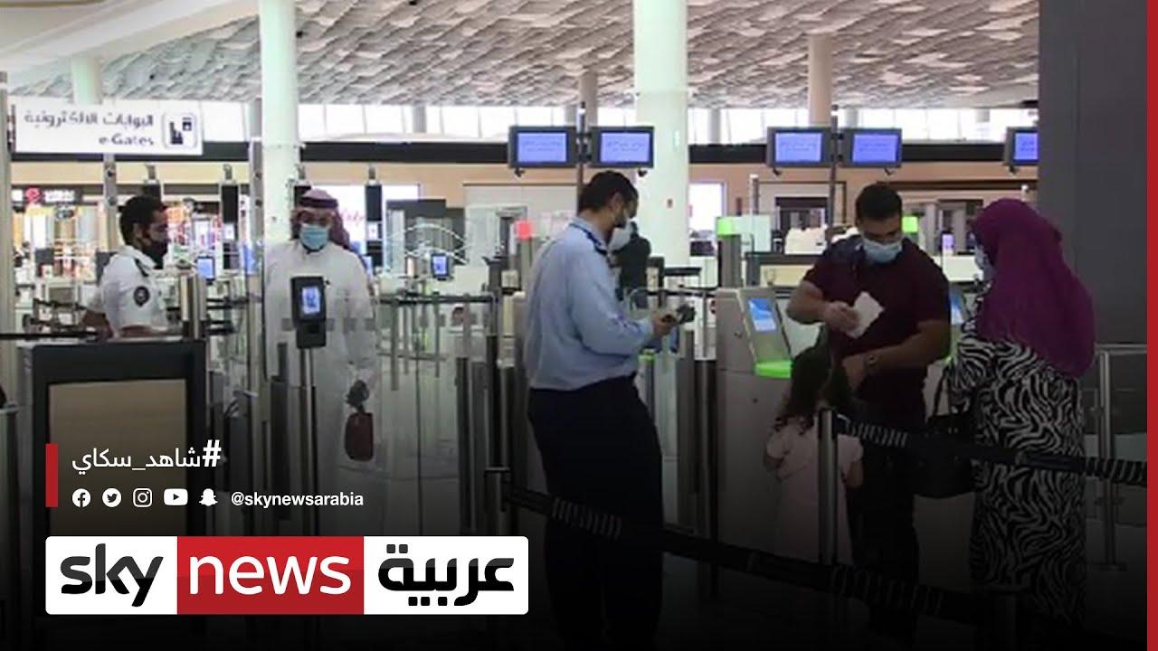 طفرة بالمسافرين من مطار المنامة الجديد مع الإجازات | #الاقتصاد  - 20:55-2021 / 7 / 25