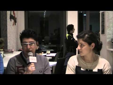 UN CAFFE' FUORICAMPO - Puntata del 15-01-2014: Cuneo Femm. , con noi Eva Callipo e Francesca Papaleo