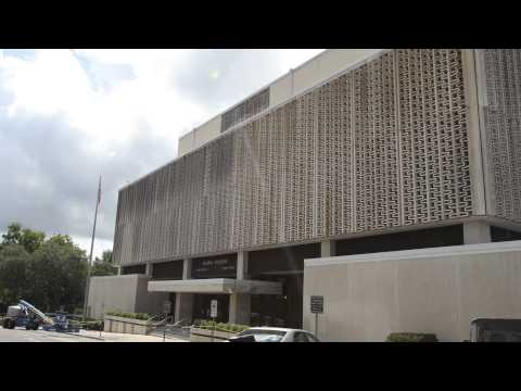 Federal Building Gainesville Florida