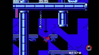 Spider-Man Return of the Sinister Six ( NES 1992 ) Walkthrough Level 1