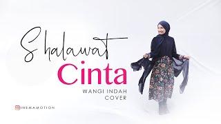 SHALAWAT CINTA - WANGI INEMA   COVER