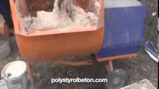 Изготовление полистиролбетонных блоков своими руками(Изготовление полистиролбетонных блоков своими руками, пошаговая инструкция: http://polystyrolbeton.com/index.php?id=18., 2014-12-11T07:59:36.000Z)