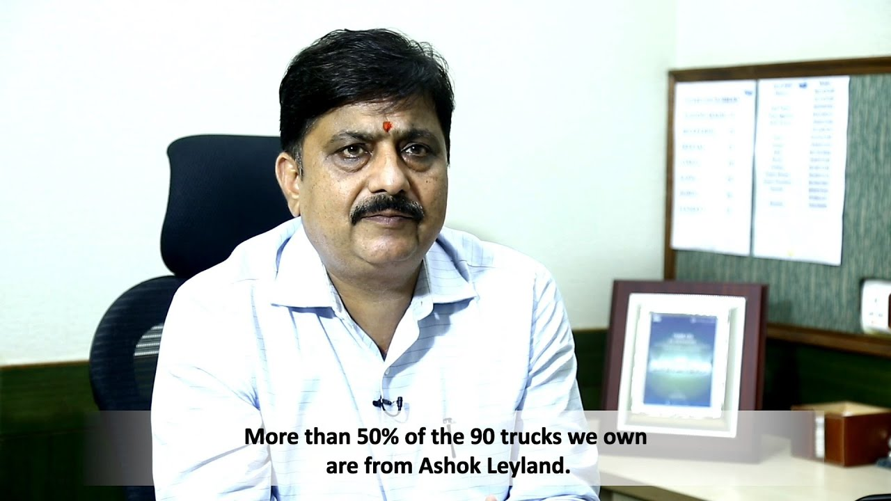 Ashok Leyland | Customer Testimonial - AVTR 4620 AU