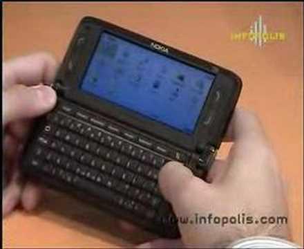 Nokia E90 - test urządzenia www.infopolis.com