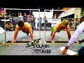 Clash of the Titans Calisthenics Strength Battle