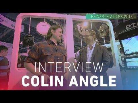Paul Miller Interviews Colin Angle