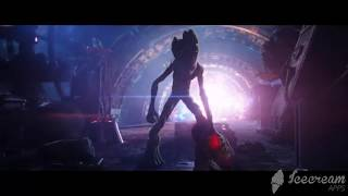 Thor Creating AXE Avengers Infinity War 2018 TAMIL