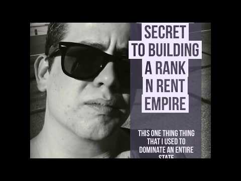 The secret behind Rank and Rent SEO success and how to succeed at lead generation. | Dana Brandel