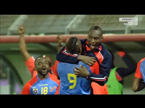 RD Congo vs Roumanie (1-1) | Match amical