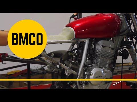 honda-cbf-250-(episode-two)---motorcycle-modification