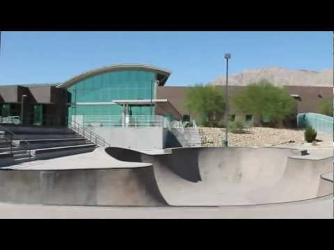 hollywood skate-park in las vegas