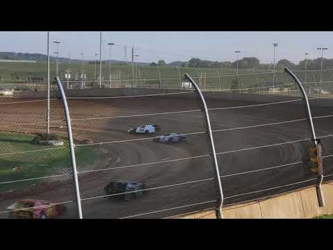 Lawrenceburg Speedway August 3 (heat)