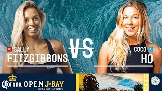 Sally Fitzgibbons vs. Coco Ho - Round Two, Heat 2 - Corona Open J-Bay - Women's 2018