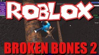Team SBG Plays Roblox: Broken Bones 2! (Family Multiplayer)