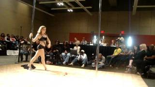 Felicia - Miss Georgia Pole Dance Amateur Competition 2011