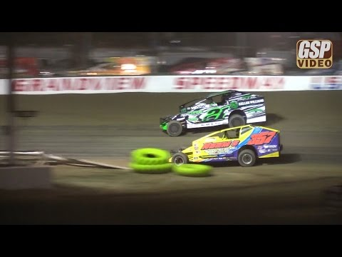 358 Modifieds - 4/15/2017 - Grandview Speedway