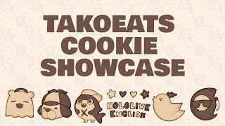 TAKOEATS Cookie Showcase Announcement!!! (Link in Description)