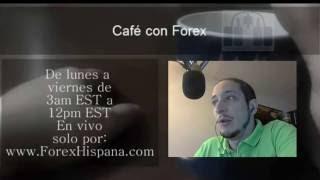 Forex con Café del 27 de Julio del 2016