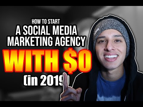 How To Start A Social Media Marketing Agency With $0 As A Beginner