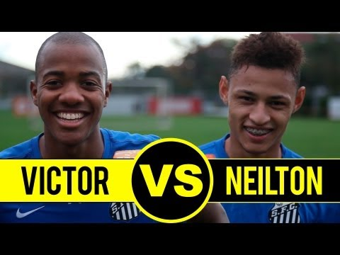 Duelo Freestyle #1 - Victor Andrade vs Neilton