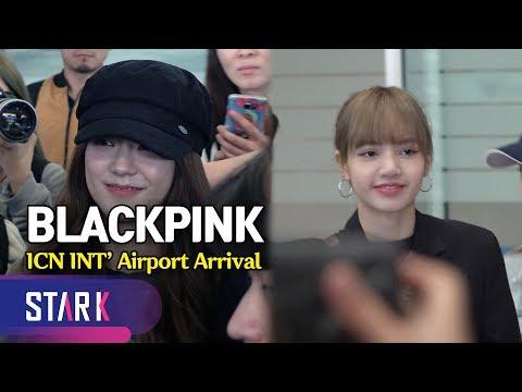 유럽도 접수 블랙핑크! 화기애애 입국 (BLACKPINK, 20190530_ICN INT' Airport Arrival)