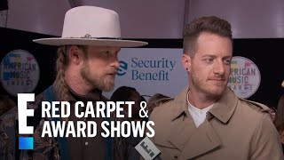 Florida Georgia Line Talk Fatherhood at 2017 AMAs | E! Live from the Red Carpet