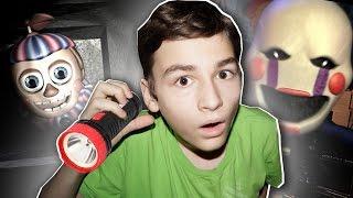 ОНИ ВЕРНУЛИСЬ Five Nights at Freddy s 2