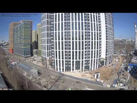 ЖК Фили Град 2-я очередь Март 2017 г.