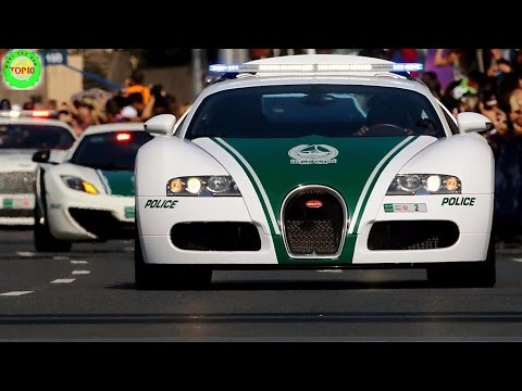 12 Most Expensive Police Cars In The World