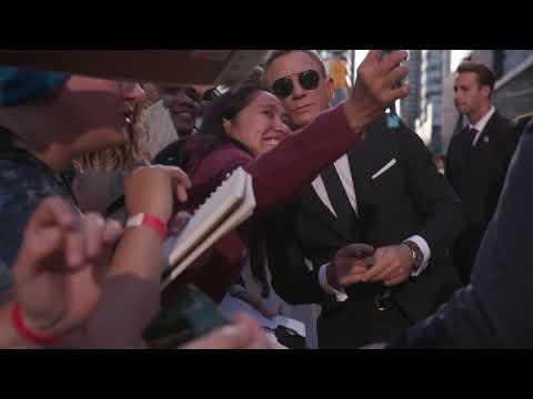 KNIVES OUT: DANIEL CRAIG RED CARPET ARRIVALS TIFF 2019