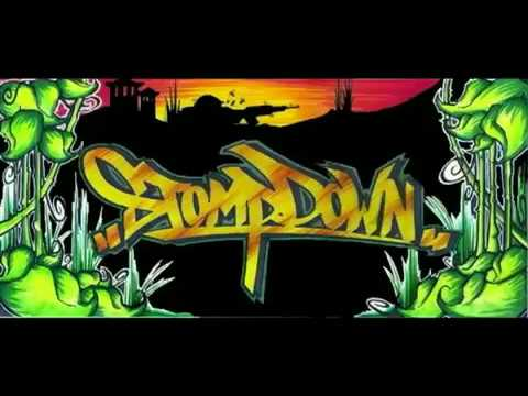 SDK #11 - LEGAL MURAL - STOMPDOWN KILLAZ - EPHIN APPAREL SKI MASK CAPITAL Q