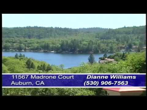 11567 Madrone Court, Auburn, CA Lake View For Sale
