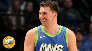 What else does Luka Doncic need to do to be considered one of the greats? | The Jump