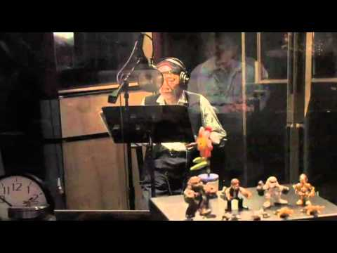 Actors Day in LA: James Hong & Peter Hastings in Kung Fu Panda voiceover session