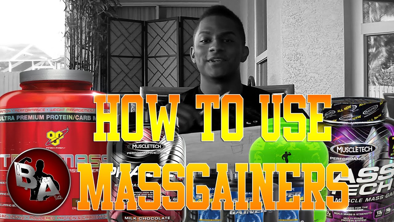 How to take Mass Gainer 78
