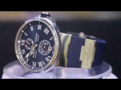Ulysse Nardin Marine Chronometer - выкуп часов Коллекционер
