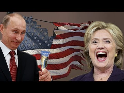 WARNING! Intelligence Committee Expose Putin-Clinton Trying To Destroy America