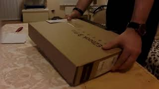 Unboxing Jumper EZBOOK 3 PRO 13.3 Inch Notebook Windows 10 Review Price