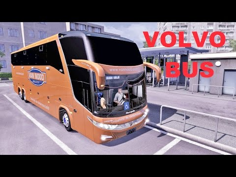 Volvo Bus ETS2 (Euro Truck Simulator 2)