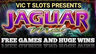 JAGUAR MIST FREE GAMES AND HUGE WINS
