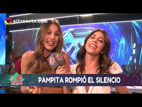 Pampita Habló Tras Volver A La Silla Del Jurado En Reemplazo De Florencia Peña